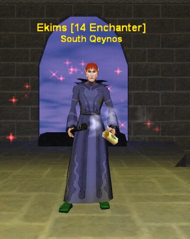 Enchanters of Everquest