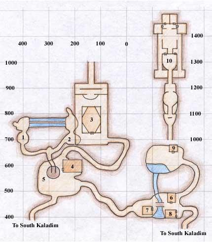 Everquest P99 Map